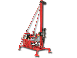 HY-80A  Portable Drilling Rig